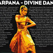 Reviews of Samarpana 2013