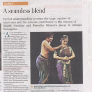 The Hindu Bgl July 3 2015 Upasana review